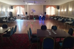 disco venue in chorley at cunliffe hall