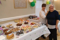 Mcmillan Coffee Morning at Cunliffe Hall Chorley All Smiles