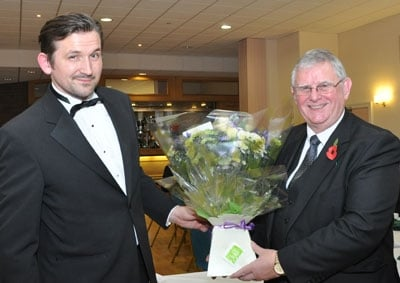 Black Tie event at Cunliffe Hall in Chorley