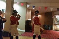 Trafalgar Night at Cunliffe Hall in Chorley