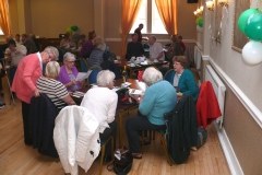 Mcmillan Coffee Morning at Cunliffe Hall Chorley All Chatting