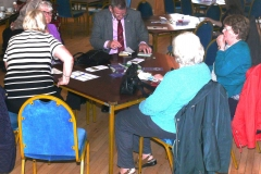 Mcmillan Coffee Morning at Cunliffe Hall Chorley Around The Table