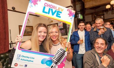 Chorley Live 2017 at Cunliffe Hall